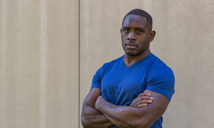 Ed Latimore has a modern approach to stoic philosophy and self improvement. (Courtesy of Ed Latimore)
