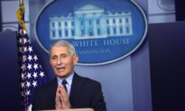 Fauci Defends March 2020 Recommendation Not to Wear Masks