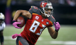 Former NFL Receiver Vincent Jackson Found Dead in Hotel Room