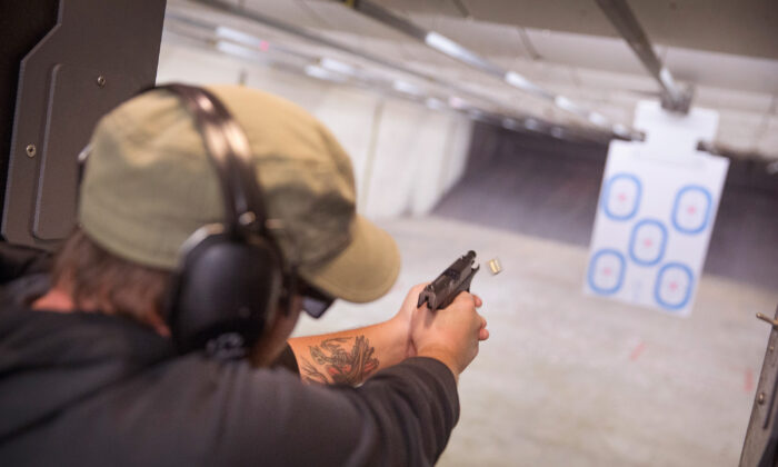 Bill C-21 allows municipalities to ban legal handguns within their boundaries. (Scott Olson/Getty Images)