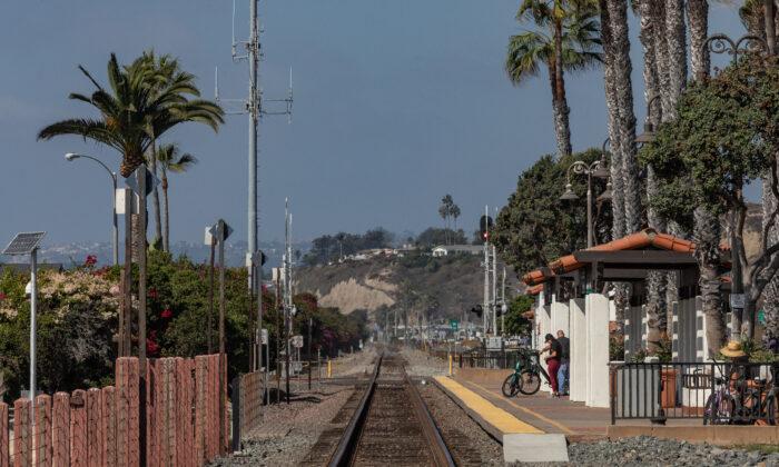 San Clemente, Calif., on Oct. 20, 2020. (John Fredricks/The Epoch Times)
