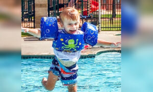 Mom Shares Heart-Wrenching Warning on 'Water Wings' to Parents After Son's Tragic Accident