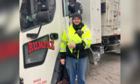 Garbage Truck Driver Spots Discarded Bag With Abandoned Puppy Inside, Adopts Her as His Own