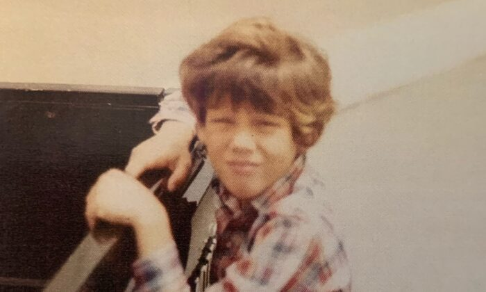 Six-year-old Jeffrey Vargo was abducted from his Anaheim Hills neighborhood and murdered in 1981. (Photo submitted by Connie Vargo)