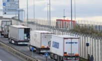 UK Police Rescue 3 Migrants Suffocating in Refrigerated Lorry
