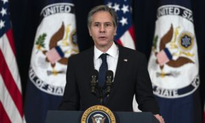 LIVE: Secretary of State Blinken Delivers Foreign Policy Speech