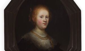Unmistakably Rembrandt: 'Portrait of a Young Woman'