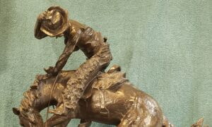 Taking You There: Frederic Remington Hurls You Into the Wild West With 'The Rattlesnake'
