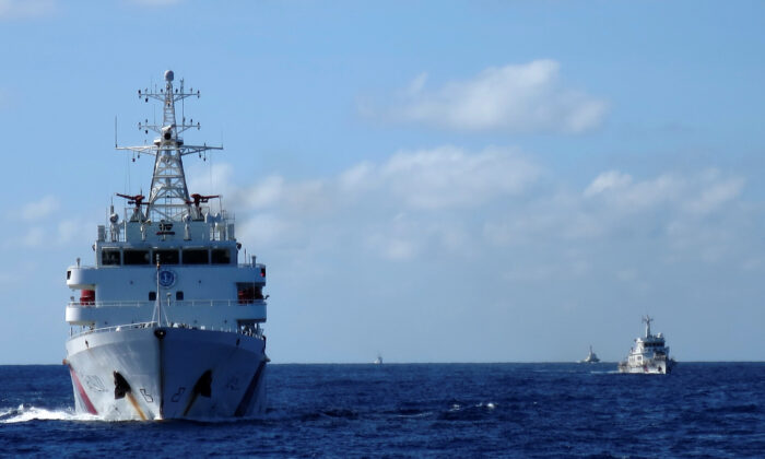 US Concerned Chinese Regime's New Coast Guard Law Could Escalate Maritime Disputes