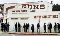 Gun Sales Hit All-Time High in January, Following Record Buying Spree in 2020
