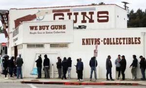 SoCal Gun Sales Shoot Through the Roof