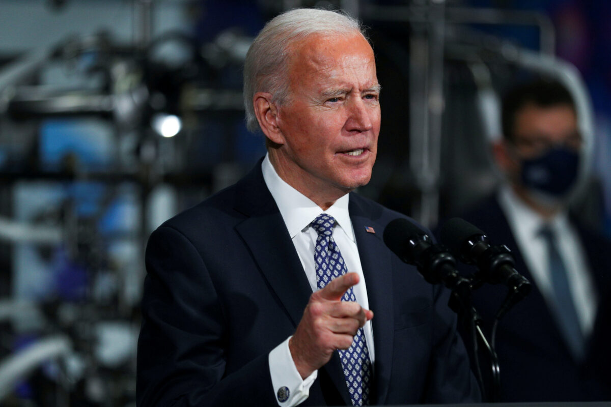 Biden Administration Suggests No New Sanctions for Nord Stream 2 Pipeline Project