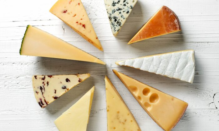 The world of cheese is magnificent and diverse. Get exploring. (shutterstock/MaraZe)