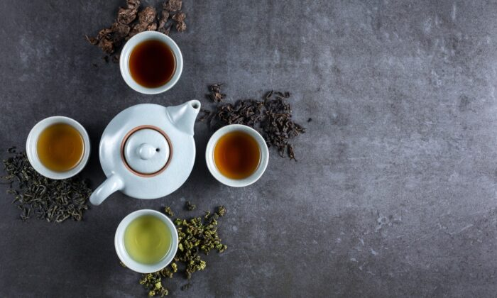 """There are six categories of """"true"""" tea are generally recognized, but hundreds of types of tea, each with their own characteristics and best method of preparation. (shutterstock/Ivanfirst)"""