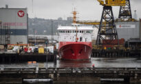 Cost of Coast Guard Ship Nears $1B as Questions Mount Over Federal Shipbuilding Plan