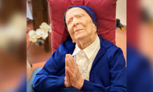 COVID-Defying Nun Toasts 117th Birthday, Is Believed to Be World's Second-Oldest Person