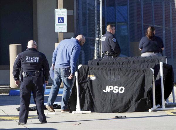 Gun store shooting