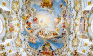 Bavarian Rococo Joy: The Pilgrimage Church of Wies
