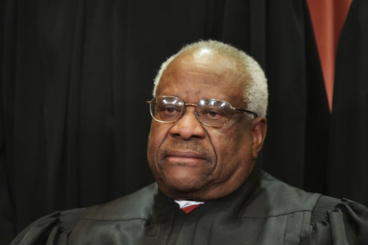 Justice Thomas Defends the High Court, Warns Against 'Destroying Our Institutions'