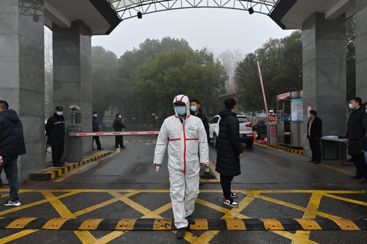 CCP Withheld Pandemic-Relevant Data From Public, Leaked Documents Reveal