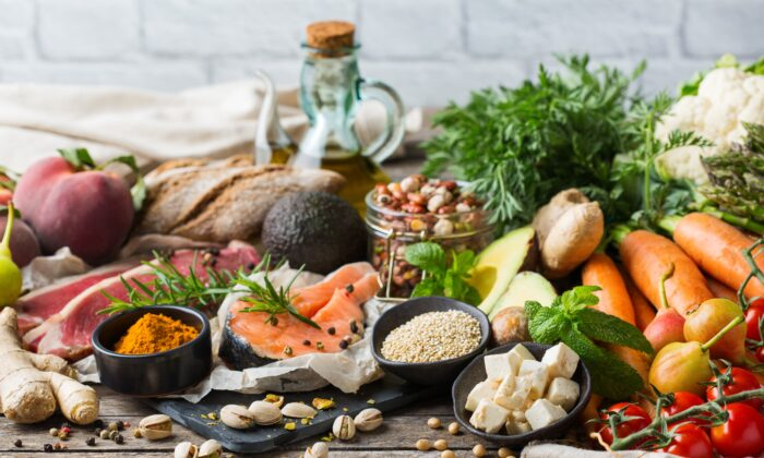 A Mediterranean-style diet has benefits for cognitive functioning later in life.(Antonina Vlasova/Shutterstock)