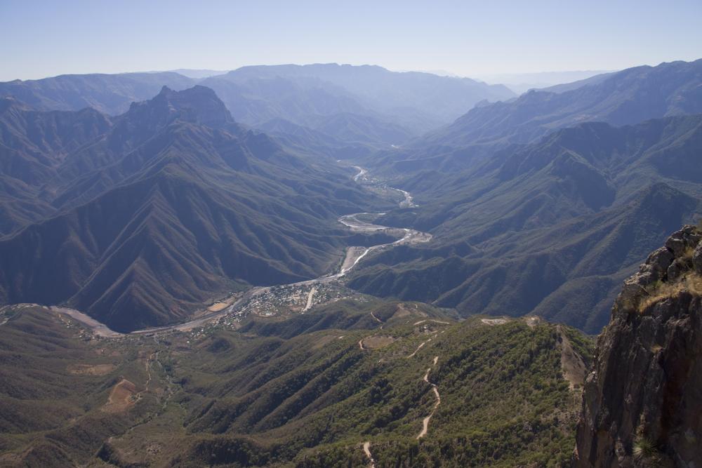 View,To,Urique,And,Urique,River,,Urique,Canyon,,Copper,Canyon,
