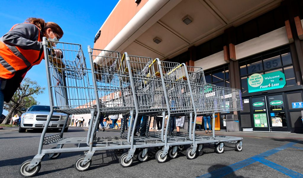 Major Supermarket Chain Warns Inflation Is About to Impact More Americans
