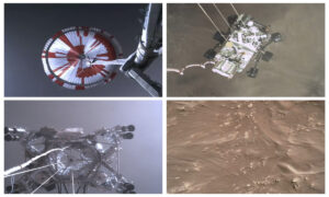 NASA Releases Mars Landing Video: 'Stuff of Our Dreams'