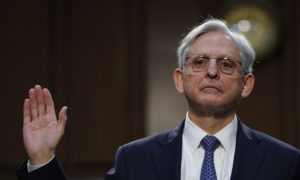 AG Nominee Garland Evasive on Whether Illegal Border Crossing Should Remain a Crime