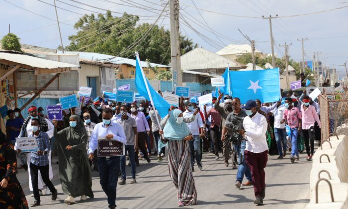 Tensions Rise Between Somalia and UAE Over Delayed Elections