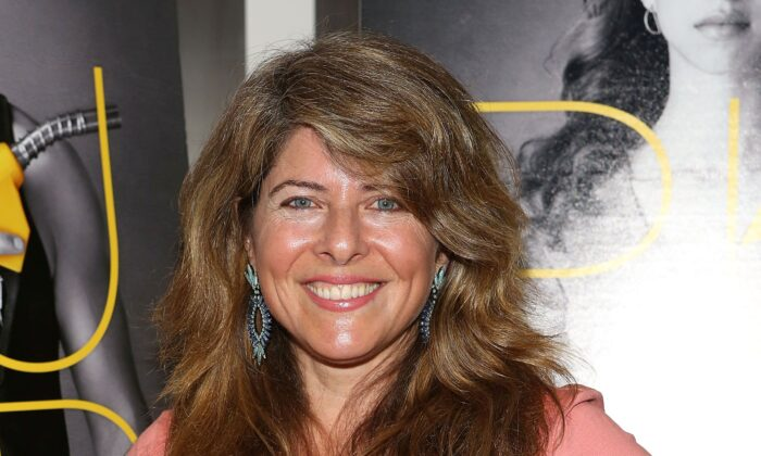 "Naomi Wolf attends ""Pump"" New York Screening at Museum of Modern Art in New York City, on Sept. 17, 2014. (Robin Marchant/Getty Images)"