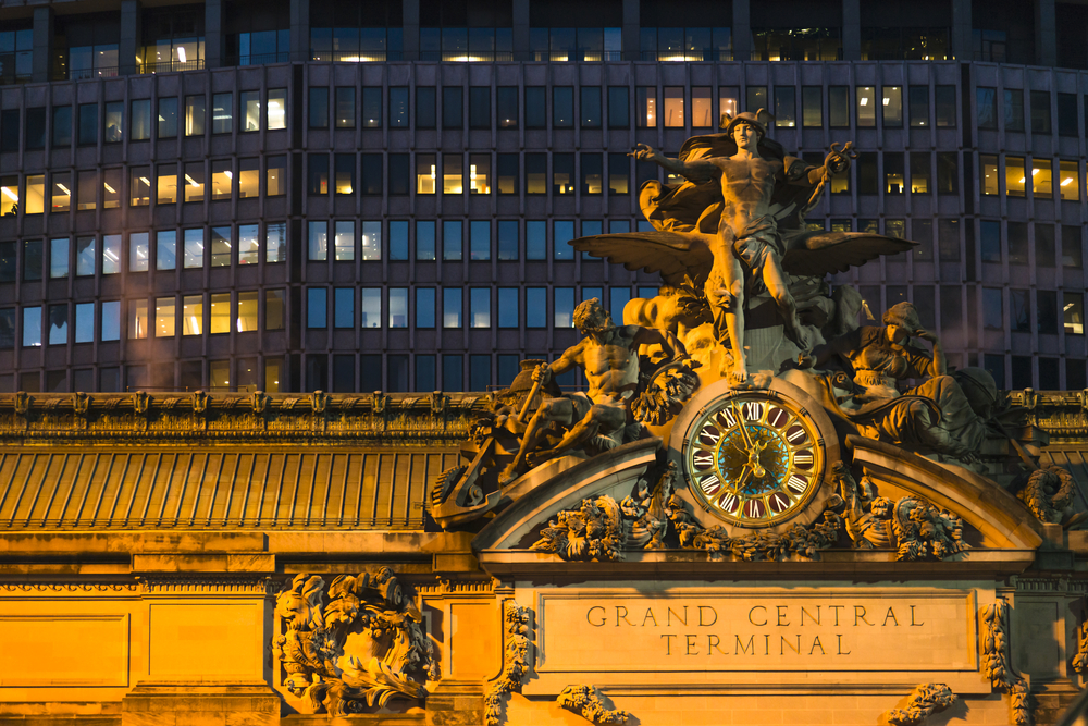 Grand,Central,Terminal,In,New,York,City