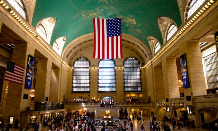 Grand Central Terminal in Manhattan, N.Y. (Johnny Tran/Shutterstock)