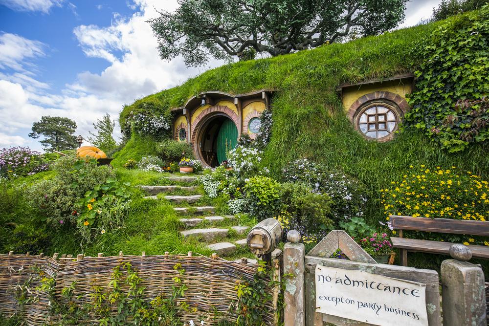 New,Zealand,-,Hobbiton,-,Movie,Set,-,Lord,Of