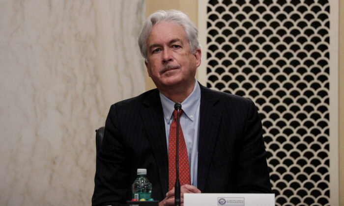 Chinese Regime Is 'Authoritarian Adversary' Posing 'Biggest Geopolitical Test': Biden CIA Director Nominee