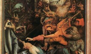 Divinely Inspired Endurance: 'The Temptation of St. Anthony'