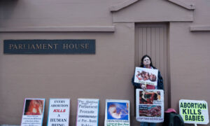 South Australian Lower House Passes Abortion Law