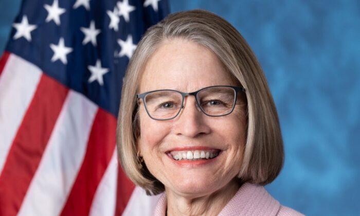 Rep. Mariannette Miller-Meeks (R-Iowa) (By House Creative Services/Public Domain)
