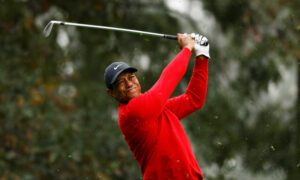 Tiger Woods Will Not Face Charges in Crash