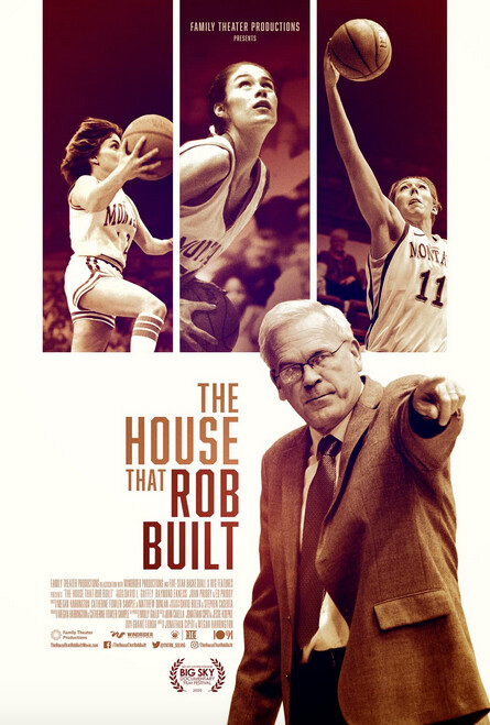 movie poster for The House That Rob Built