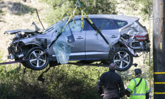 Lucky to Be Alive, Woods Faces Difficult Recovery