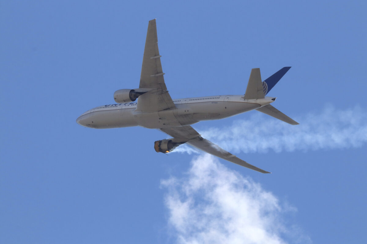 United Airlines Flight 328