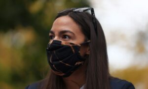AOC Among Democrats Upset With Biden Administration Reopening Trump-Era Migrant Facility