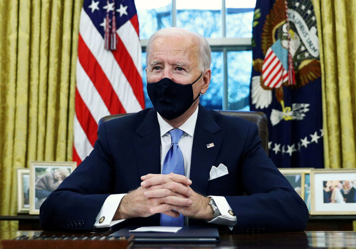 House Democrats Want Biden to Give Up Sole Authority to Launch Nuclear Weapons