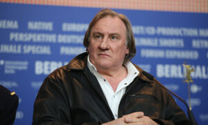 French Actor Gerard Depardieu Charged With Rape in Revived Case