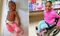 Girl, 8, Whose Parents Refused Abortion for Spina Bifida Says, 'I'm Awesome, I'm Loved'