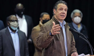 Cuomo's Office Responds to Aide's Sexual Harassment Claims