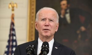 Biden Shouldn't Give up His Sole Nuclear Authority, Republican Lawmakers Say
