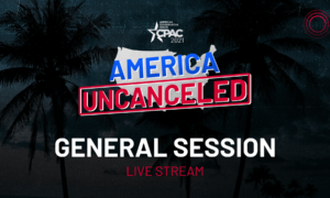 Programming Alert: 2021 CPAC Live Event