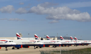 British Airways Says Deaths of 4 Pilots Not Linked